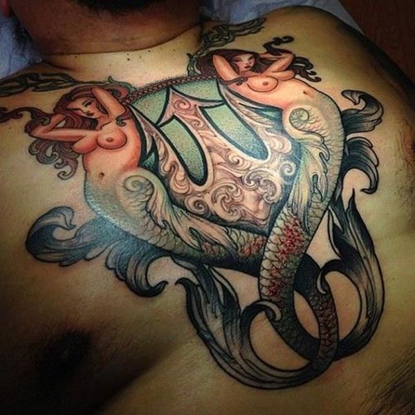 43 best drowned mermaid tattoos for women images on pinterest mermaids tattoo ideas and. Black Bedroom Furniture Sets. Home Design Ideas