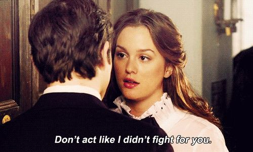 Art Gossip girl - Blair quotes