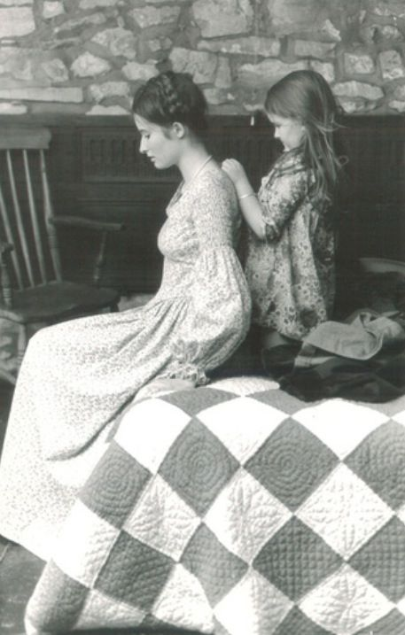 Laura Ashley dress - late 1960's | I must make myself a Laura Ashley inspired dress this year...