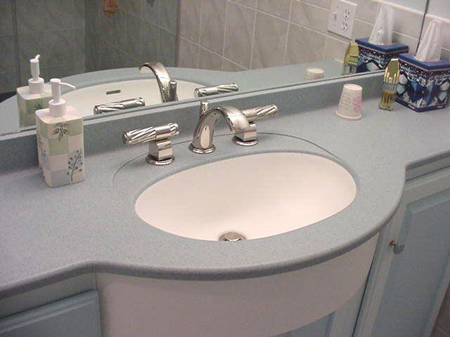 Corian Bathroom Vanity 35 best corian® bathroom designs images on pinterest | bathroom