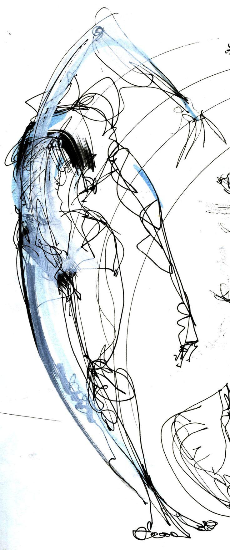scribure: Gesture Drawing @Karol Krakowiak Krakowiak Krakowiak Krakowiak Eubanks Amooty