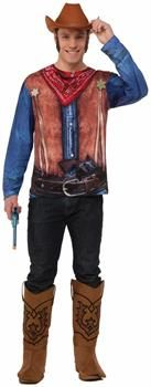 PartyBell.com - Insta Cowboy Costume - Adult