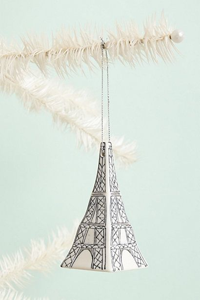 Molly Hatch Landmark Bauble #anthropologie