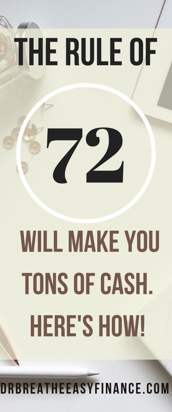 Bizarre Wahrheit hinter Regel 72 in Investitionen