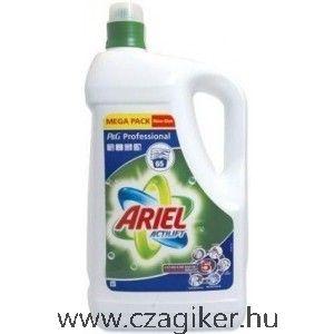 Ariel mosógél 4.55 liter