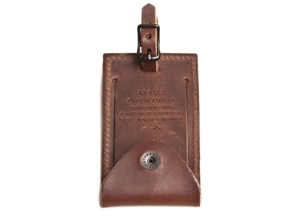 Transit Issue Luggage Tag   Apolis $50Apolis Transitional, 22 Bags And Accessories, Gift Ideas, Issues Luggage, Transitional Issues, Products, Misc, Luggage Tags