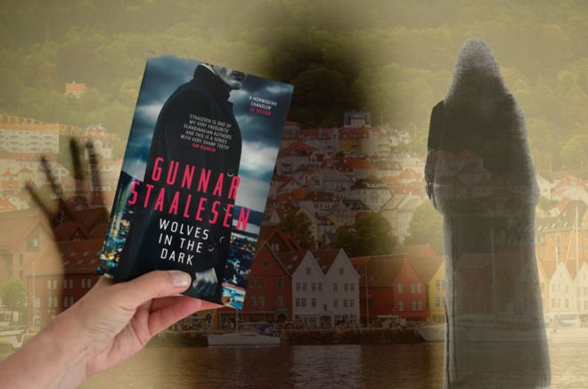 "Dark thriller set in BERGEN, NORWAY ""Wolves in the Dark"" by Gunnar Staalesen http://www.tripfiction.com/a-very-dark-norwegian-thriller/"