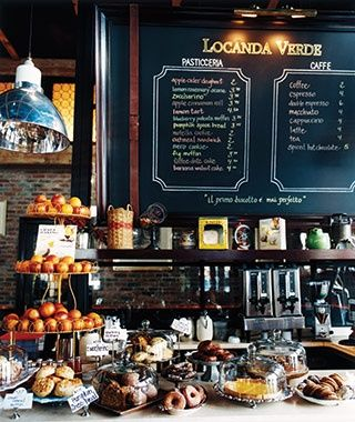 No. 12 Locanda Verde, New York City - Most Pinned Travel Photos | Travel + Leisure