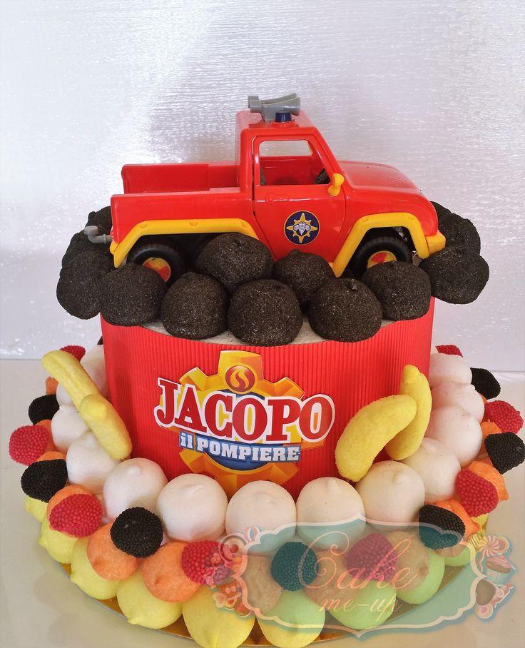 Candy Cake, Sam il pompiere, Marshmallow
