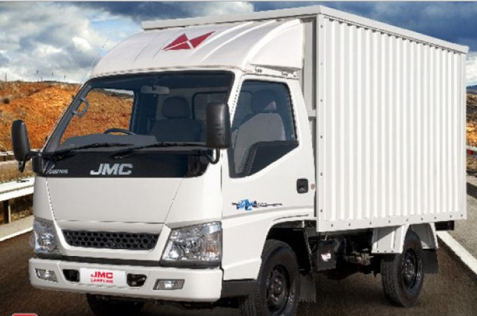 JMC Carrying SWB Van Body Lux R259 880