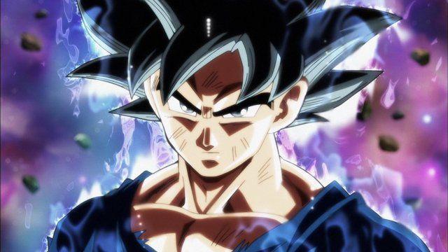 Goku Migatte No Gokui Goku Desenho Goku Desenhos