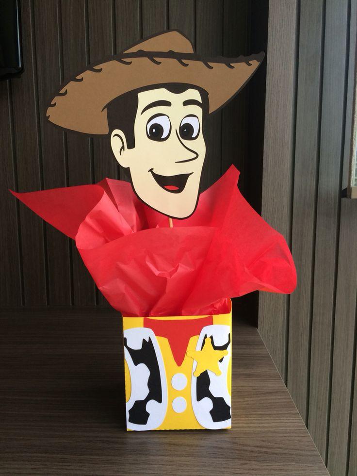 Centro de mesa Toy Story Woody