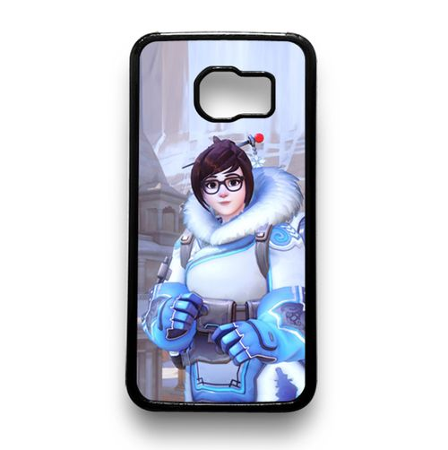 Shop Mei the ice Queen Overwatch Samsung Cases for Samsung Galaxy S7 case, Galaxy S6 Edge, S6 S5 S4 and Galaxy Note Edge Cover. Sale at $15