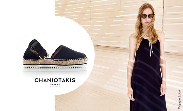 Summer basics. #espadrilles #summer #chaniotakis_shoes #chaniotakis #shoes