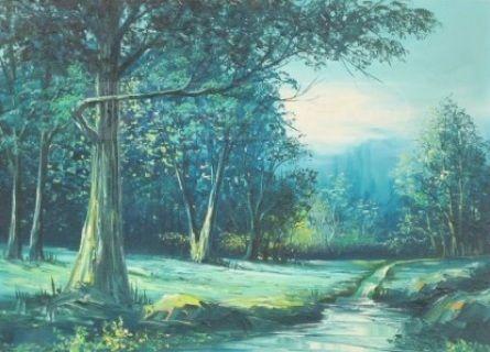 Namaste Creek by Krista May