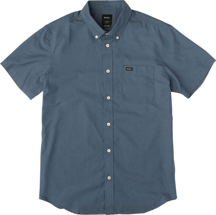 RVCA | That'll Do Oxford Short-Sleeve