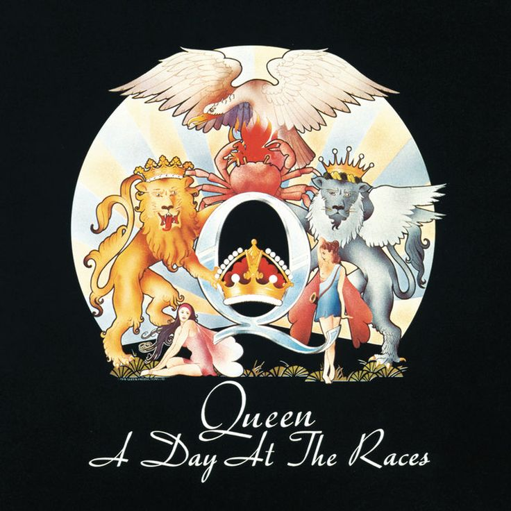 A Day At The Races (2011 Remaster) by Queen