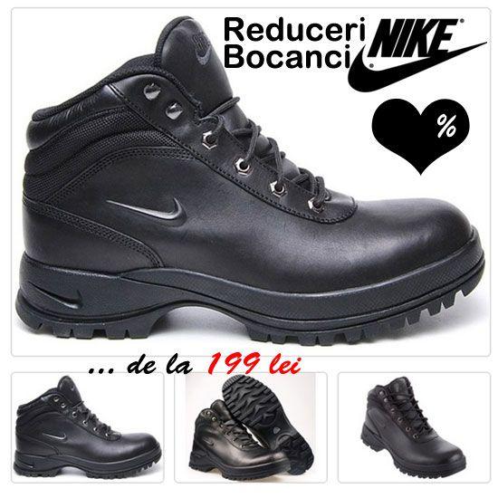 Bocanci Nike de la 199 lei, cum, tu inca nu ti-ai luat?