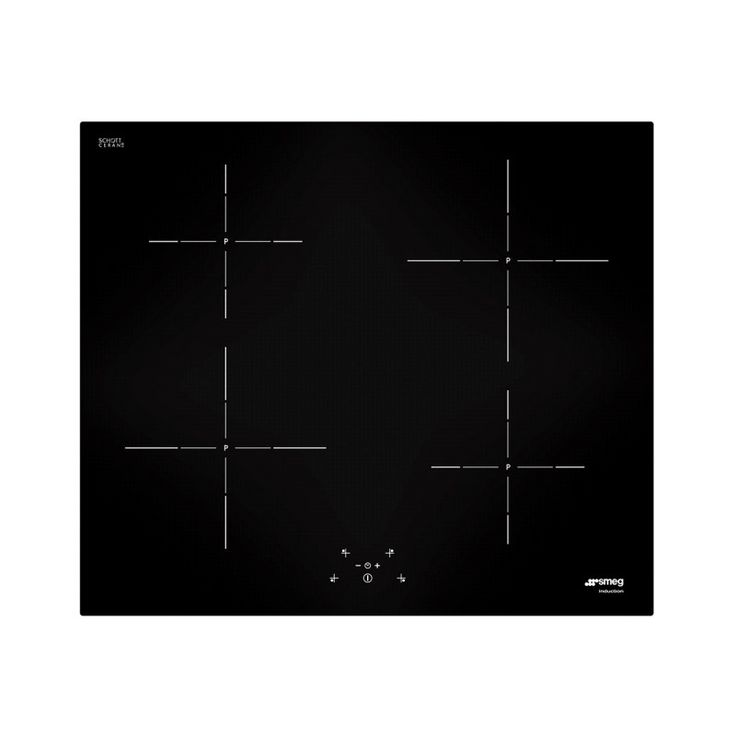 SI5642B 60cm Touch Control Induction Hob with straightEdge Glass