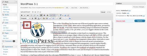 <p>Σε αυτό το άρθρο θα δείξουμε με πολύ απλό τρόπο πως γίνεται η διαγραφή σελίδας στο wordpress. Πολλοί αγνοούν τη διαγραφή σελίδας όταν κάνουν κατασκευή ιστοσελίδων και αυτό έχει ως συνέπεια να γεμίζει το site με παλιές άχρηστες και περιττές σελίδες. Η διαγραφή σελίδας είναι κάτι που δεν πρέπει να …</p>