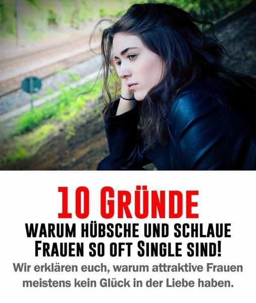 Frau will single bleiben