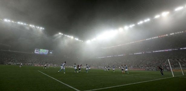 Gestora da Arena Corinthians trava naming rights e deixa acordo por um fio
