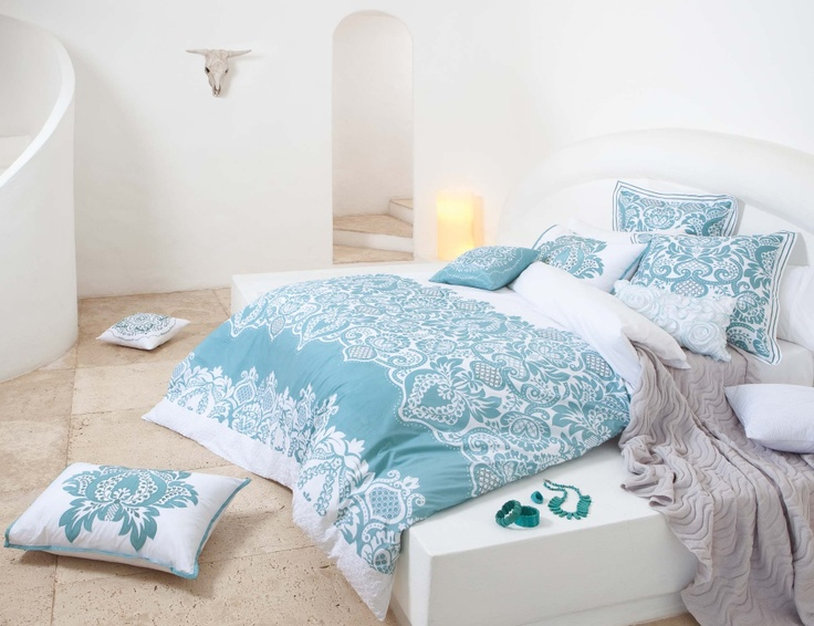 Genieve Bed Linen From Kas from Harvey Norman New Zealand