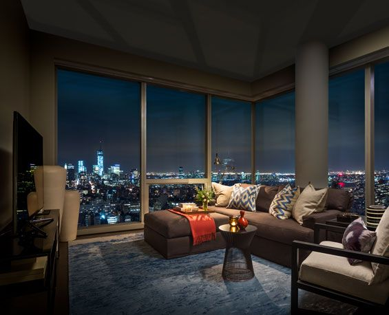 ONE MADISON NYC Luxury Apartments Overlooking Madison Square Park One  Madison Sits At The Nexus Of