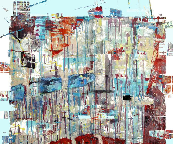 Silesian Landscape 7 #graphic #art #digital #print
