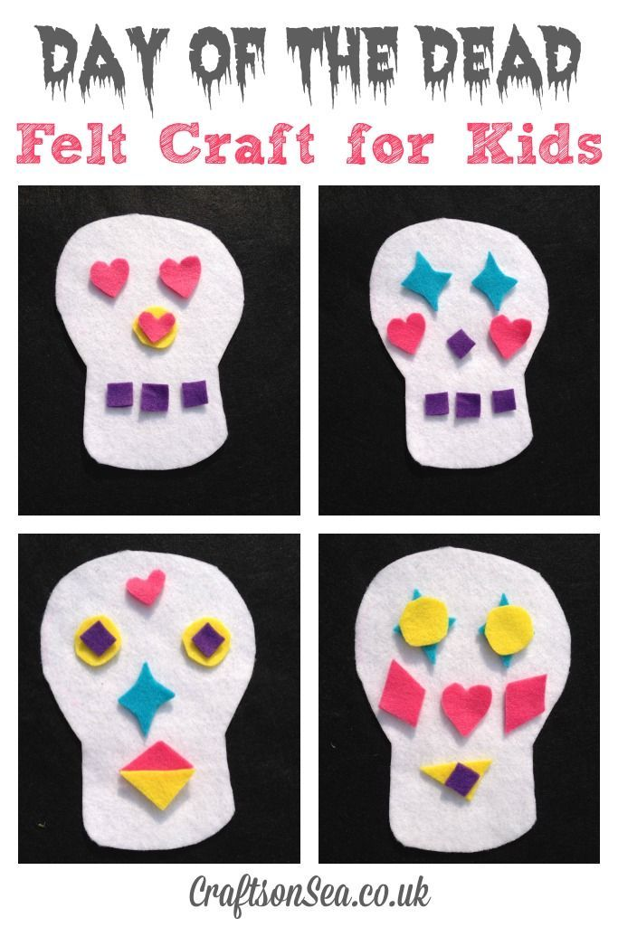 129 best images about day of the dead on pinterest for Day of the dead crafts for preschoolers