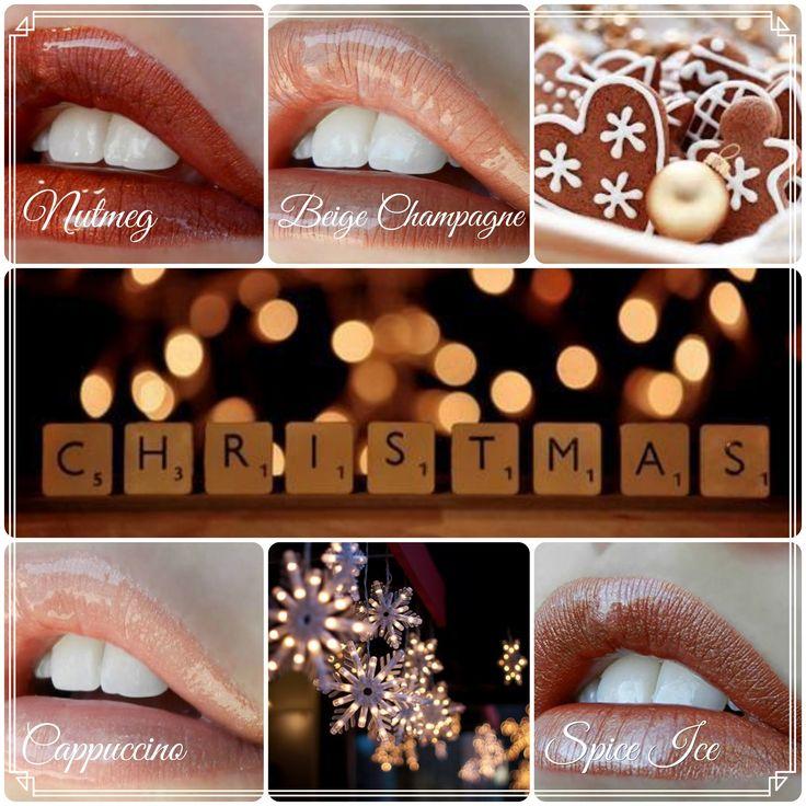 Beautiful Christmas beige LipSense by SeneGence