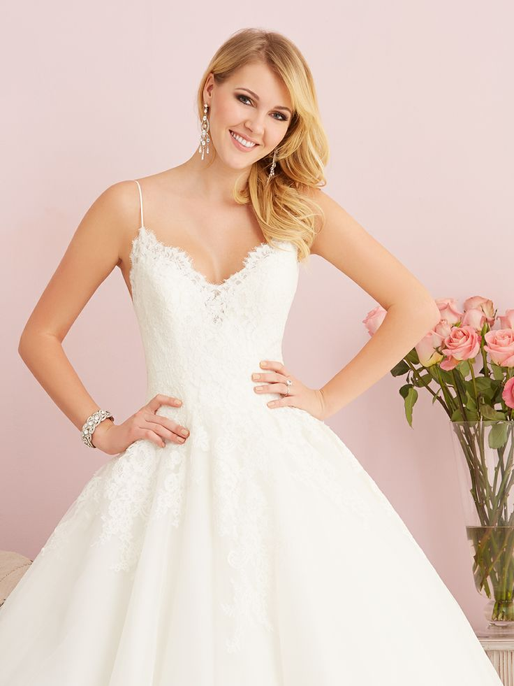 Allure Romance Fall Wedding Dresses 2014 allure romance fall on