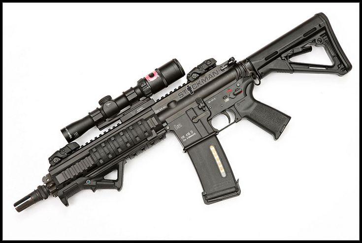 185 Best Images About Gun - HK 416 On Pinterest