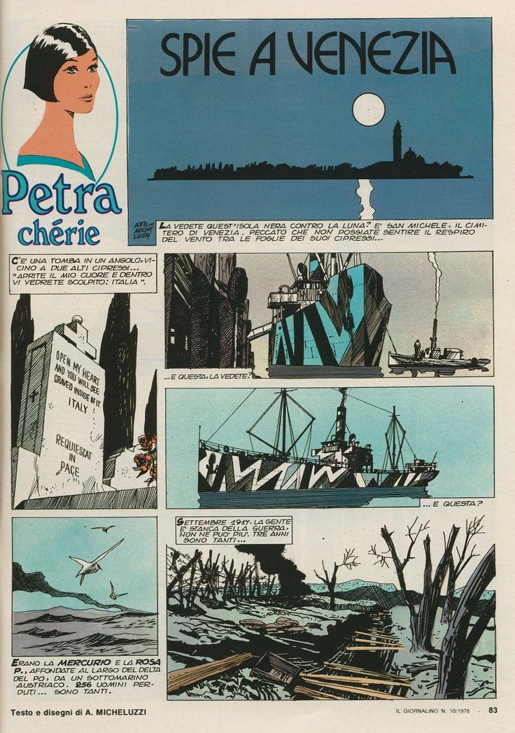 Corrierino e Giornalino: Spie a Venezia