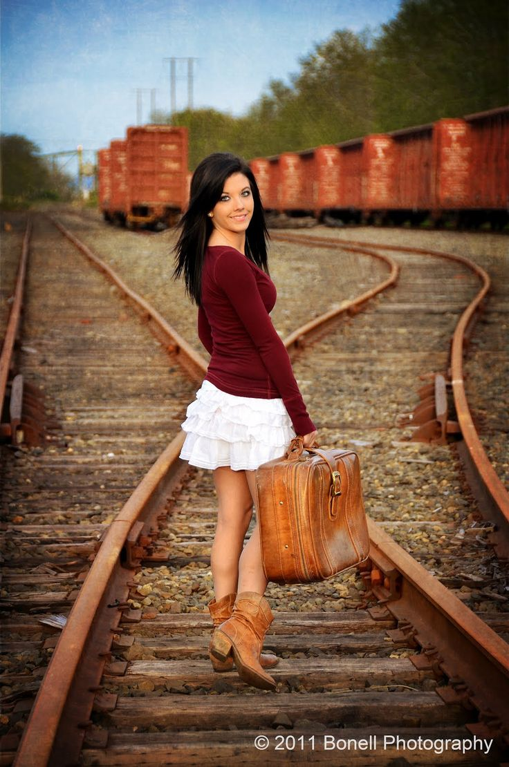 39 Best Railroad Photo Shoot Ideas Images On Pinterest