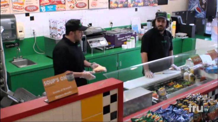 Blimpie on Impractical Jokers Season 3, Episode 14