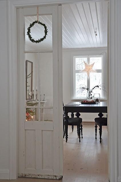 Anna Truelsen's - love the doors