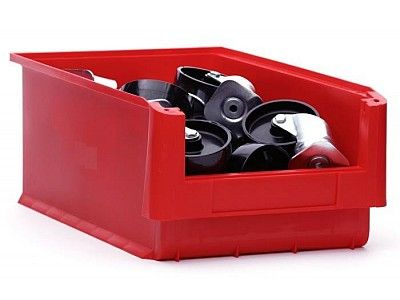 Large Open Fronted Parts - Component Storage Plastic Order Picking Bin