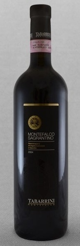 Featured in our Italia Living Wine Program is the 2004 Tabarrini – Italy Montefalco Sagrantino DOCG. This is a delicious 100% Sagrantino which Wine Advocate says is a 'Rising Star Winemaker' and Stephen Tanzer rates 90pts.