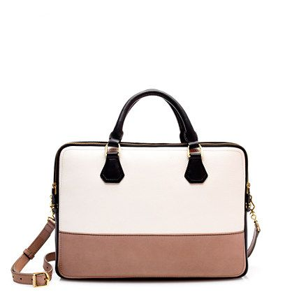 Biennial briefcase - bags - Women's Women_Shop_By_Category - J.Crew
