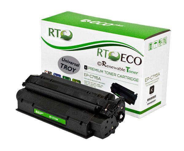 Troy 02-81080-001 | HP C7115A (15A) MICR Toner Cartridge