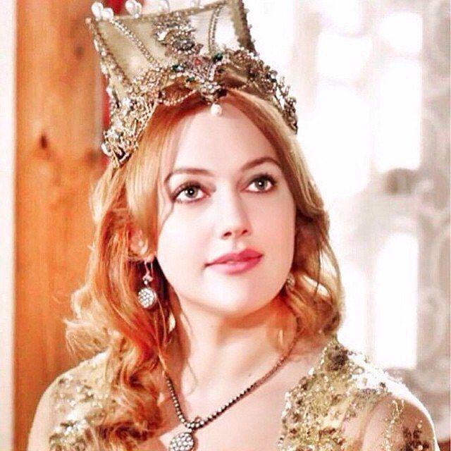 Kraliçe #hurremsultan #hürrem #hasekihürremsultan #muhtesemyuzyil #muhteşemyüzyıl #meryemuzerli