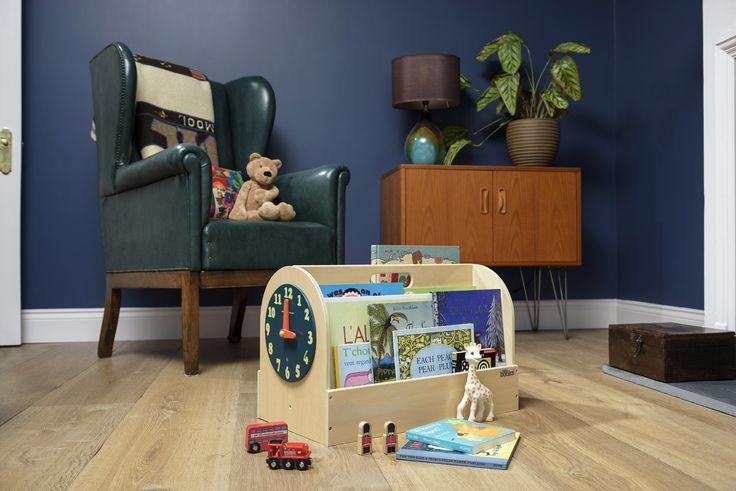 Libreria Potatile Tidy Books, comoda e pratica in ogni ambiente della casa.