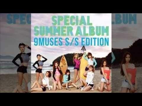 Nine Muses -  Fancy [Mini Album - 9MUSES S/S EDITION]