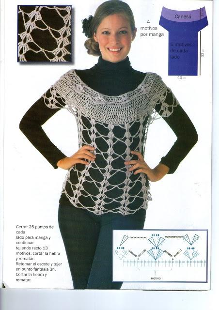 fanatica del tejido: REVISTAS NUEVAS IDEAS