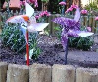 Gardening Crafts | That's it! I hope you enjoyed this kids craft idea. A great way to ...