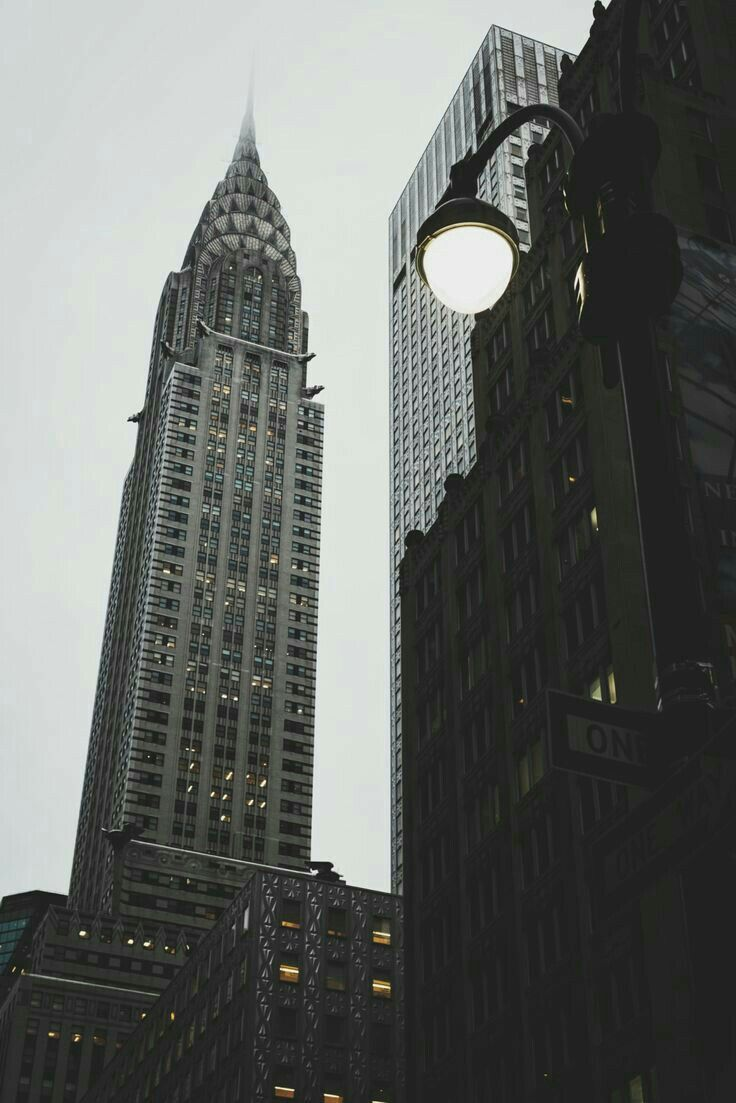 Chrysler Building. NYC