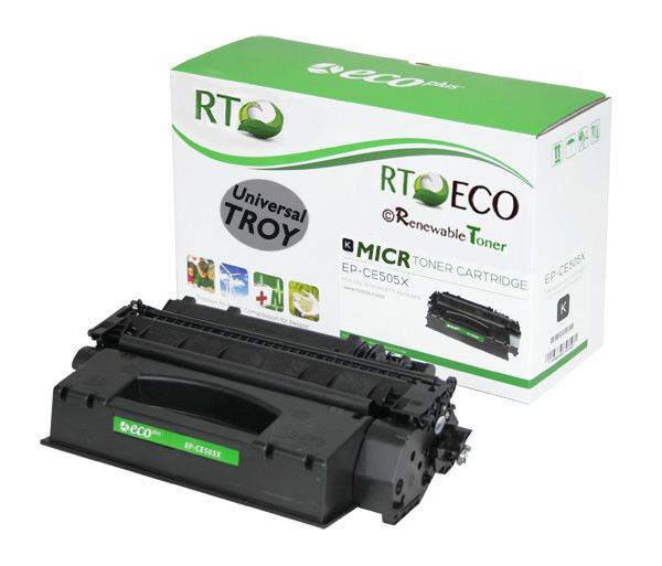 TROY 02-81501-001 | HP CE505X (05X) MICR Toner Cartridge