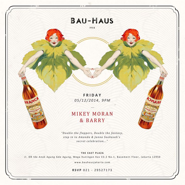 Attention Party Peeps, For the first time ever… Spinning at Bauhaus TOMORROW Friday December 5th 2014… If any of you are in town, please come on down for some fun and boogie… Probably going to be dropping some hip hop and mixing it up… Hope to see you all tomorrow, spread the word!