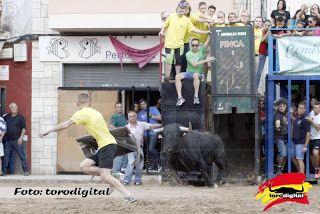 torodigital: Turno para la A.C.T Puerto de San Lorenzo Moncofa...